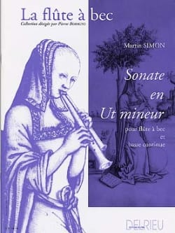 Martin Simon - Sonata in C minor - Sheet Music - di-arezzo.co.uk