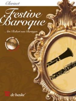 Festive Baroque -Clarinet - Robert Van Beringen - laflutedepan.com