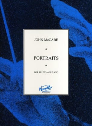 John McCabe - Portraits - Sheet Music - di-arezzo.co.uk