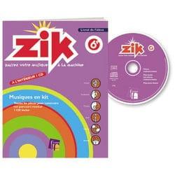 et Fruteau De Laclos Gilet - Zik 6th - Sheet Music - di-arezzo.com