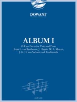 Leonid Leibowitsch - Album 1 - Viola - Sheet Music - di-arezzo.co.uk