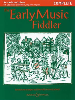 Jones Edward Huws - The Early Music Fiddler – Complete - Partition - di-arezzo.fr