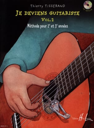 TISSERAND - I Become a Guitarist | Volume 2 - Sheet Music - di-arezzo.com
