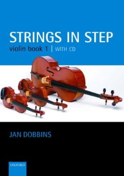 Strings in step, book 1 - Violin - Jan Dobbins - laflutedepan.com