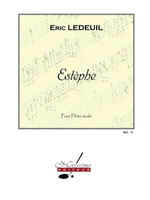 Eric Ledeuil - Estèphe - Sheet Music - di-arezzo.co.uk
