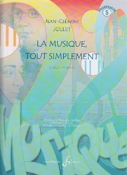 Jean-Clément Jollet - Musik einfach Volume 5 - Lehrer - Noten - di-arezzo.de
