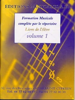 FM complete with Volume 1 directory - Sheet Music - di-arezzo.co.uk