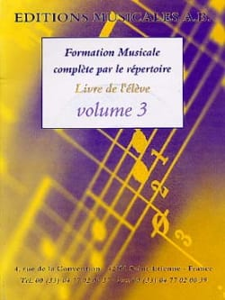 - FM complete by directory, Volume 3 - CD for download - Sheet Music - di-arezzo.co.uk
