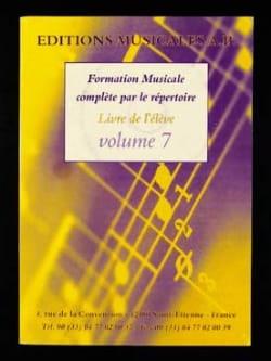 FM Complète par le Répertoire Volume 7 - AB - laflutedepan.com