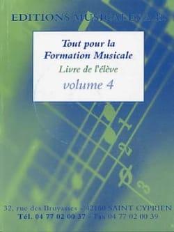 - Todo para el entrenamiento musical Volumen 4 - Partitura - di-arezzo.es