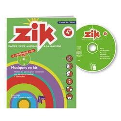 Gilet - Zik 4th - Sheet Music - di-arezzo.com