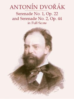 DVORAK - Serenades No. 1, Op. 22 - No. 2, Op. 44 - Sheet Music - di-arezzo.co.uk