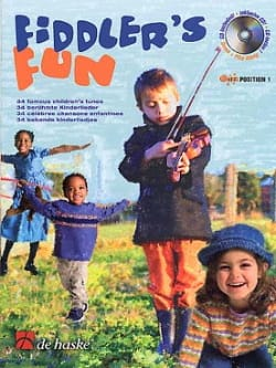 Fiddler's Fun - Gunter Van Rompaey - Partition - laflutedepan.com