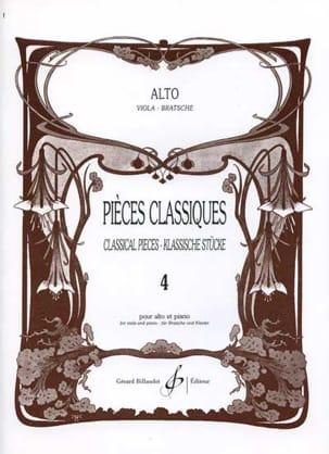Frédéric Lainé - Pièces Classiques Volume 4 - Partition - di-arezzo.fr