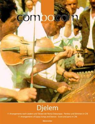 Paul Hoorn - Combocom – Djelem - Partition - di-arezzo.fr