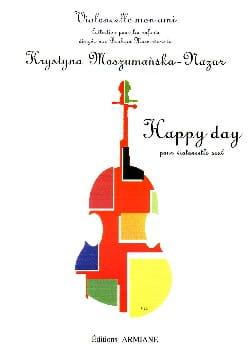 Krystyna Moszumanska-Mazar - Happy day - Sheet Music - di-arezzo.co.uk