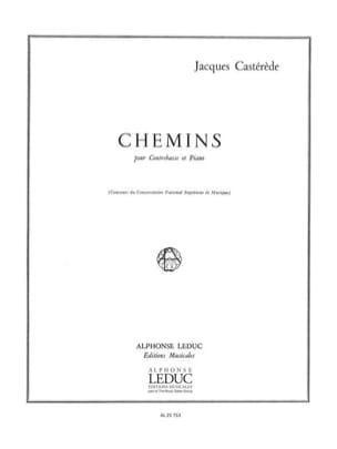 Jacques Castérède - paths - Sheet Music - di-arezzo.co.uk