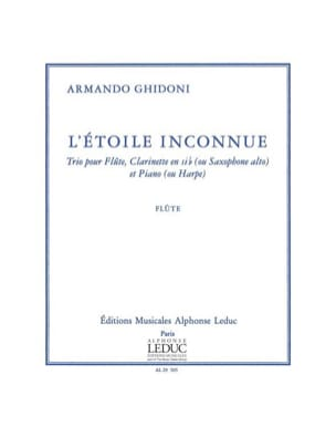 Armando Ghidoni - The unknown star - Sheet Music - di-arezzo.com