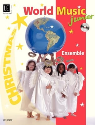 Christmas World Music Junior - Score Richard Graf laflutedepan