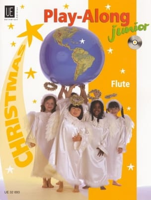 Richard Graf - Christmas Play Along Junior - Flute - Sheet Music - di-arezzo.co.uk