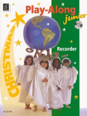 Graf Richard - Christmas Play-Along Junior - Recorder - Partition - di-arezzo.fr