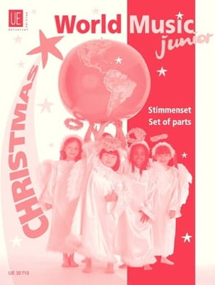 Richard Graf - Christmas World Music Junior - Set of parts - Sheet Music - di-arezzo.com