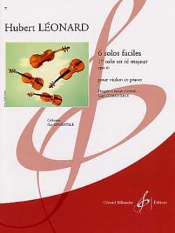 1er Solo en ré majeur op. 41 Comentale - laflutedepan.com