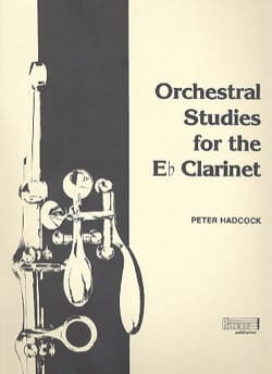 Orchestral Studies For The Eb Clarinet - laflutedepan.com