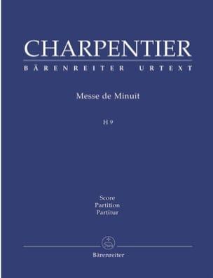 Messe de Minuit Marc-Antoine Charpentier Partition laflutedepan