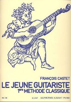 Le jeune guitariste François Castet Partition Guitare - laflutedepan