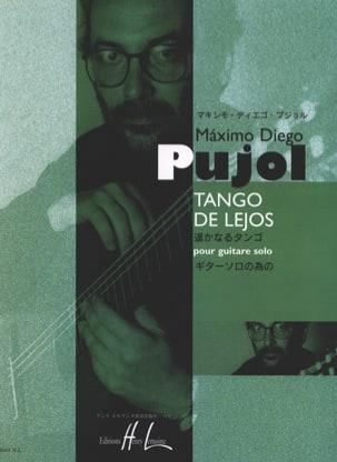 Tango de Lejos - Maximo Diego Pujol - Partition - laflutedepan.com