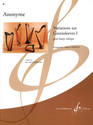 - Variations on Greensleeves 1 - Sheet Music - di-arezzo.co.uk