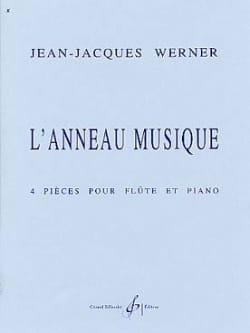 Jean-Jacques Werner - L' anneau musique - Partition - di-arezzo.fr