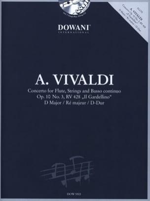 Antonio Vivaldi - Konzert für Flöte op. 10 n ° 3 - RV 428 Il Giardinello res. - Noten - di-arezzo.de