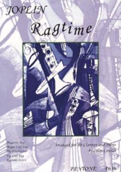 Scott Joplin - Ragtime - Partition - di-arezzo.fr
