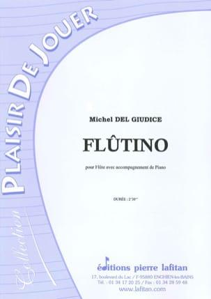 Michel Delgiudice - Flûtino - Partition - di-arezzo.fr