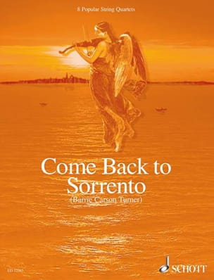 Come Back to Sorrento - Score + Parts - laflutedepan.com