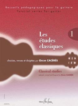 - Les Etudes Classiques Volume 1 - Partition - di-arezzo.fr