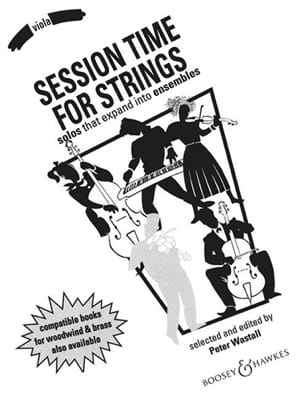 Session Time for Strings - Viola - Wastall - laflutedepan.com
