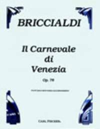 Il carnevale di Venezia op. 78 Giulio Briccialdi laflutedepan
