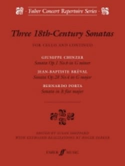 - Three 18ème Century Sonatas - Partition - di-arezzo.fr