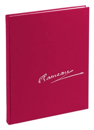 Jean-Philippe Rameau - Anacreon - Sheet Music - di-arezzo.co.uk