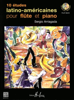 Sergio Arriagada - 10 Latin American Studies - Sheet Music - di-arezzo.co.uk
