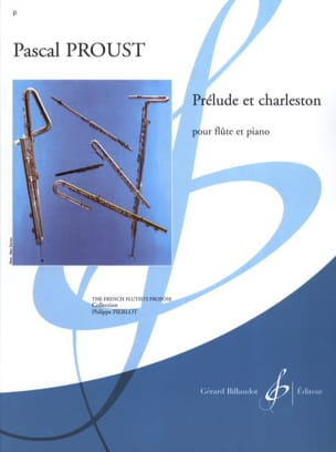 Pascal Proust - Prélude et Charleston - Partition - di-arezzo.fr