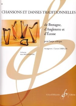 - Traditional songs and dances of Brittany, England and Scotland - Sheet Music - di-arezzo.com