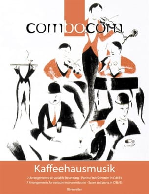 Bertold Breig - Combocom – Kaffeehausmusik - Partition - di-arezzo.fr