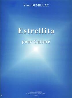 Yvon Demillac - Estrellita - Partition - di-arezzo.fr