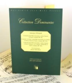 Antonio Vivaldi - Concertos RV 96, 104 et 106 - Partition - di-arezzo.fr