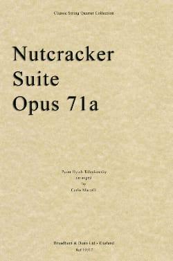 TCHAIKOVSKY - Nutcracker Suite - Sheet Music - di-arezzo.co.uk