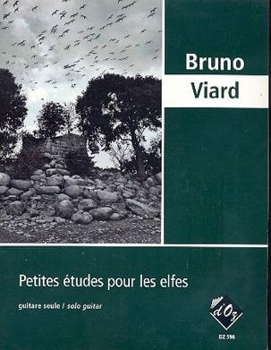 Bruno Viard - Petites Etudes pour les Elfes - Partition - di-arezzo.fr
